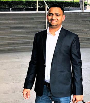 Vishal Parekh